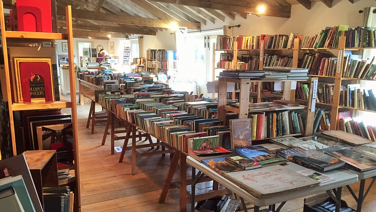 Huge Charity Book Sale | A huge CHARITY book sale in aid of Friends of Morston Church is taking place in Morston on the North Norfolk Coast. - Dalegate Market | Shopping & Café, Burnham Deepdale, North Norfolk Coast, England, UK