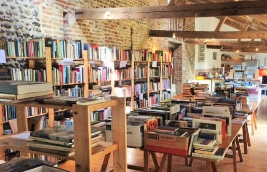 Huge Charity Book Sale | A huge CHARITY book sale in aid of Friends of Morston Church is taking place in Morston on the North Norfolk Coast | Morston Barn, Binham Lane, Morston Norfolk NR25 7AA